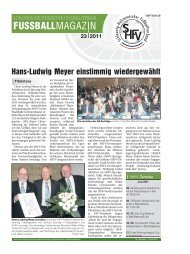 schiedsrichter - Schleswig-Holsteinischer Fussballverband eV
