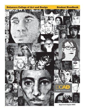 Delaware College of Art and Design Student Handbook