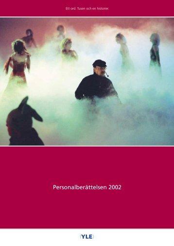 Personalberättelsen 2002