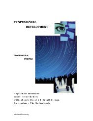 PROFESSIONAL DEVELOPMENT - Yudhaccess Home Page