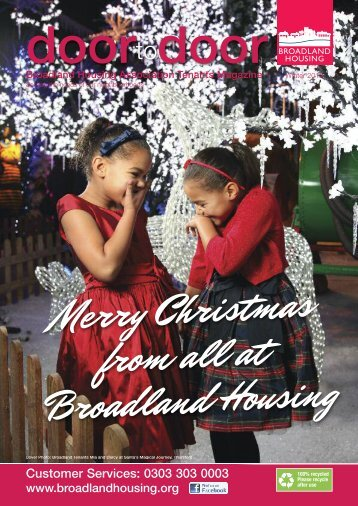 Winter 2012 - Broadland Housing Association