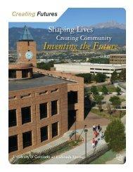 Inventing the Future - University of Colorado Foundation