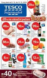 -20% na vánoční pečení