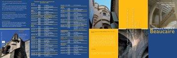 Beaucaire - Villes et Pays d'art et d'histoire
