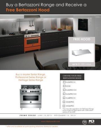 Bertazzoni-Free-Hood.. - Milestone Distributors