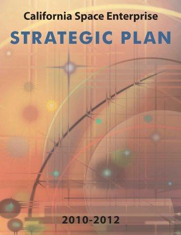 Space Enterprise Strategic Plan 2010-2012 ... - DFI Graphics