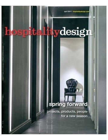 April 2011 - Simeone Deary Design Group