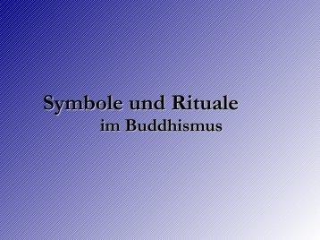 Symbole im Buddhismus