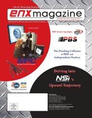 September 2010 Issue pdf - ENX Magazine