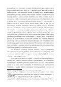 Rola polskich posłów do Parlamentu Europejskiego VI ... - O nas - Page 6