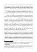 Rola polskich posłów do Parlamentu Europejskiego VI ... - O nas - Page 7