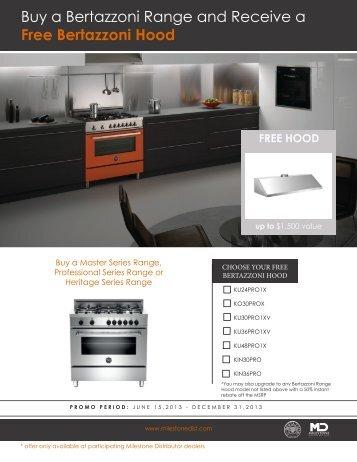 Bertazzoni_free_hood.. - Milestone Distributors