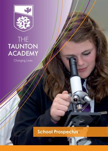 The Taunton Academy School Prospectus - Hays
