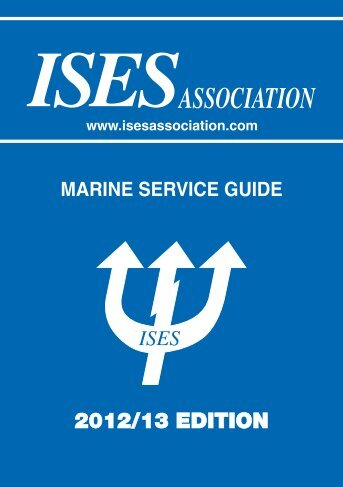 ISES Guide 2012-13 (Amend 1)