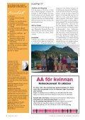 tema: trAdition och förnyelse - Sveriges Ekumeniska kvinnoråd - Page 2