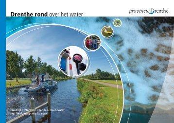 Brochure Drenthe rond over het water (8927 kB) - Provincie Drenthe