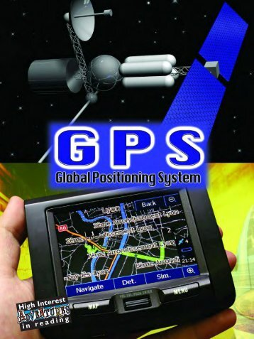 GPS: Global Positioning System - Rourke Publishing eBook Delivery ...