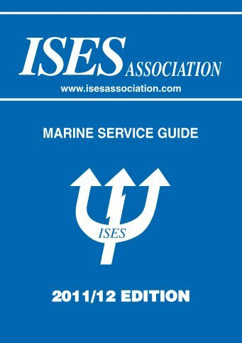 marine service guide - ISES