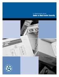Publication 166 - U.S. Postal Inspection Service Guide ... - USPS.com