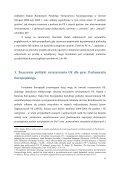 Rola polskich posłów do Parlamentu Europejskiego VI kadencji w ... - Page 6