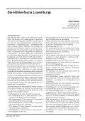 (Hrsg.) (2013): Die Höhlenfauna Luxemburgs - Musée national d ... - Seite 7