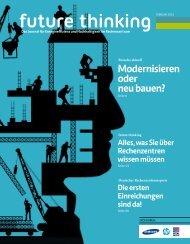 Modernisieren oder neu bauen?