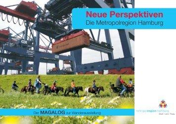 Die Metropolregion Hamburg - Kreis Stormarn