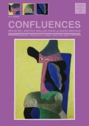 Confluences n°22 - Institut wallon pour la santé mentale (IWSM)