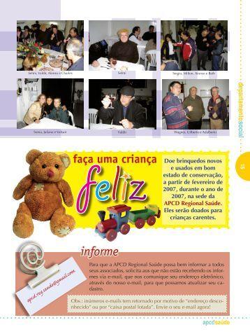 Revista 17 - Pag. 15 a 28 - APCD da Saúde