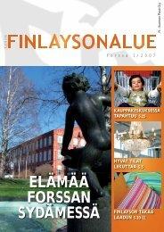 Finlaysonalue 2007 - Renor Oy