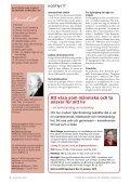 tema: internAtionell utblicK - Sveriges Ekumeniska kvinnoråd - Page 2