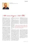 tema: internAtionell utblicK - Sveriges Ekumeniska kvinnoråd - Page 3