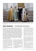 tema: internAtionell utblicK - Sveriges Ekumeniska kvinnoråd - Page 4