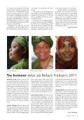 tema: internAtionell utblicK - Sveriges Ekumeniska kvinnoråd - Page 7
