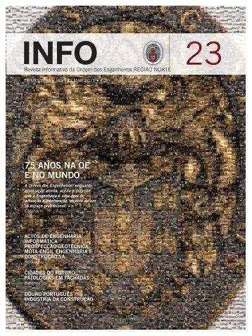 INFO 23 - Ordem dos Engenheiros Região Norte