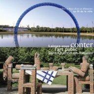 Laissez-vous conter l'art public à Saint-Quentin-en-Yvelines
