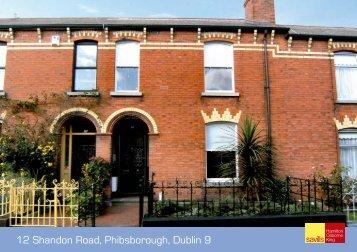 12 Shandon Road, Phibsborough, Dublin 9 - Daft.ie