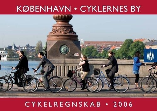 KØBENHAVN • CYKLERNES BY