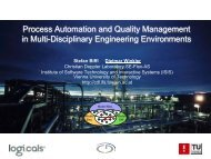 Process Automation and Quality Management - Software ...