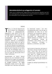 Læs den afsluttende rapport - slbupl-fond.dk