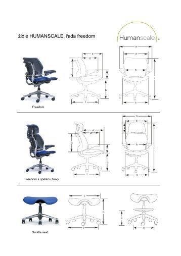 specifikace a konfigurace kancelářské židle Freedom zde