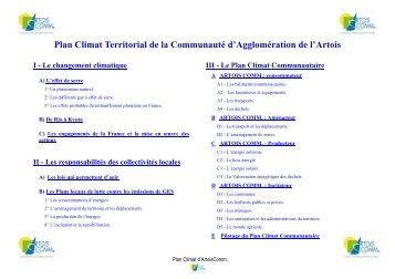 Plan Climat Artois Comm.2007 - 2012.pdf - Le plan climat