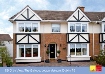 29 Orby View, The Gallops, Leopardstown, Dublin 18 - Daft.ie