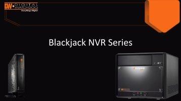 Blackjack NVR Series