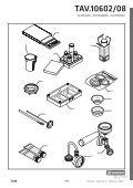 C608 Ricambi - Spare Parts - Repuestos 2008 - Distribuidora Giorgio - Page 5