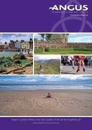 Angus Economic Strategy 2013 - Angus Community Planning