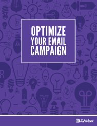 Optimize Your Email Campaign