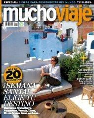 Marzo 2010 - Muchoviaje.com