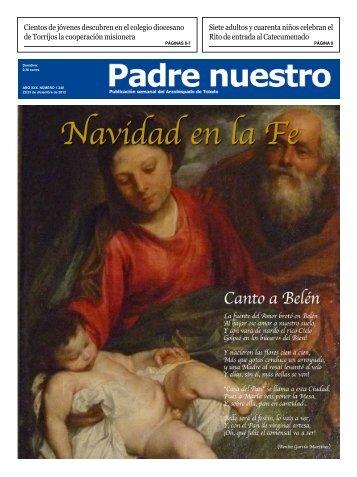 Número 1.248 23-24 de diciembre - Archidiócesis de Toledo