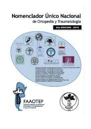 ms - AAOT . Asociación Argentina de Ortopedia y Traumatología